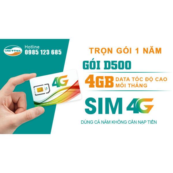 DCOM D500 Viettel