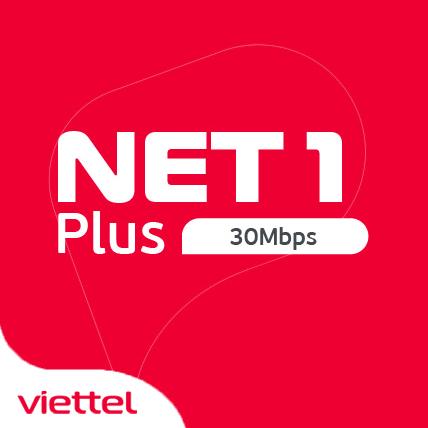 Internet Viettel gói Net1+