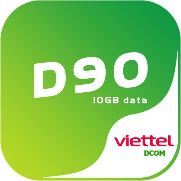 Dcom D90 Viettel