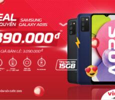 Samsung A03s Deal