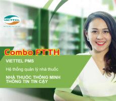 Combo FTTH PMS